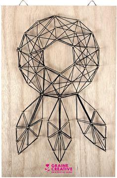 """Résultat de recherche d'images pour """"graine creative string art"""""""