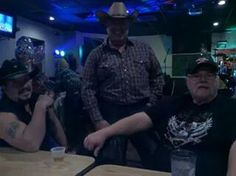 John, Gary and Billy of John Curran and Renegade!!