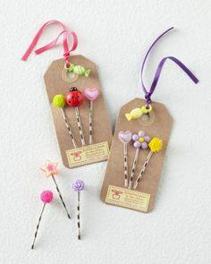 Hairpins Set $18.50