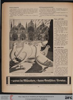 Jugend, German illustrated weekly magazine for art and life, Volume 39, 1934.