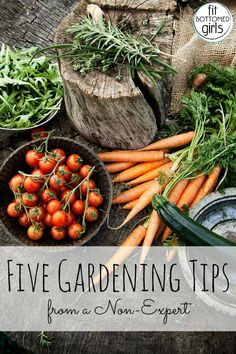 Jenn shares some gardening tips she's learned along the way! | Fit Bottomed Girls