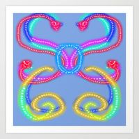 #Art #Prints collection by Lucine   Society6