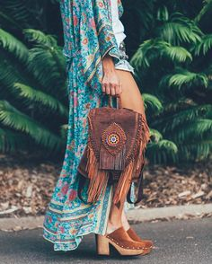 Navajo backpack ❤️ link in our bio