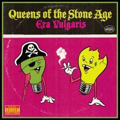 Queens of the Stone Age - Era Vulgaris (2007) - MusicMeter.nl