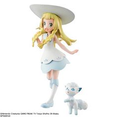 Here's an awesome figure for fans of the mega-hit video game and anime series by Nintendo, Pokemon. This figure stars the adorable Pokemon trainer, Lilie and her Snowy (Alola Vulpix). Enjoy this figure from MegaHouse. Design Studio Office, Recording Studio Design, Alola Forms, Alolan Vulpix, 3d Art, Dream Anime, Pokemon Toy, Geek Decor, Anime Figurines