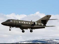 Dassault Falcon (Mystere) 20ECM; Lakselv, Banak, Norway