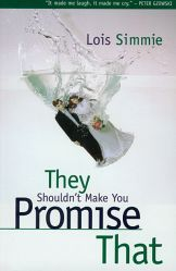 They Shouldn't Make You Promise That by Lois Simmie.  A hilarious, poignant Canadian classic, about a fortyish woman who is a wife and mother finding herself at a pivotal crossroad in her life.