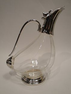 Vintage Duck Wine Decanter Zerrutti Canard   by Lifeinmommatone, $45.00