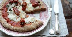 Pizza al piatto con farina Petra 9 di Anna Maria