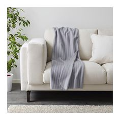 VITMOSSA Throw, gray