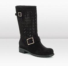 178 fantastiche immagini su jimmy choo boots designer shoes biker rh pinterest com