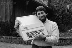 The Apple II may be one of the most important systems in the history of personal computing — but that doesn't mean it was perfect. Nearly 40 years later, Steve Wozniak is still coming up with ways he could have done it better. Bill Gates Steve Jobs, Steve Wozniak, Microsoft Windows, Apple Iie, Wordpress Website Development, Computer Shop, Computer Technology, Energy Companies, Old Computers