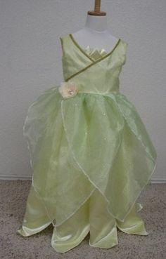 Frog Princess made by Enchanted Kingdom Costumes