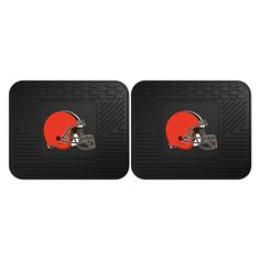 Cleveland Browns NFL Utility Mat 14x17 2 Pack