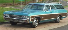 1968 Chevrolet Caprice Estate Wagon | That Hartford Guy | Flickr