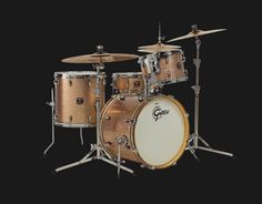 Gretsch Catalina Club Jazz Kit     This is my baby. Her name is Gretchen and she's amazing!