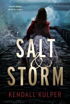 Kendall Kulper is a Young Adult fiction writer and the author of SALT & STORM (Little, Brown September Books To Read, My Books, Young Adult Fiction, Historical Romance, Book Nooks, Fantasy, Fiction Books, Book Recommendations, Book Lists