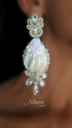 Whiteness ~  Mhoara jewels