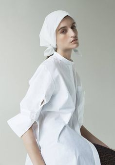 flawlees, pure, clear, cut, fashion, kerchief, shirt, white, fashion