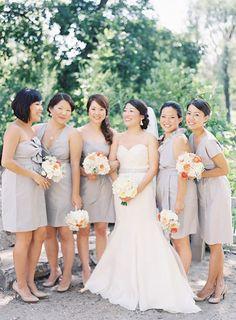Black tie classic city wedding ~ Clary Photo