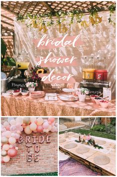 So excited to talk all about my bridal shower and all the DIYs I did to transform my parents' backyard to the cutest boho inspired bridal shower! Outside Bridal Showers, Backyard Bridal Showers, Chic Bridal Showers, Tea Party Bridal Shower, Bachelorette Party Games, Bridal Shower Decorations, Picnic, Brunch, Shower Ideas