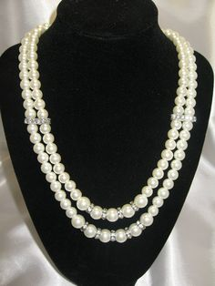 Hey, I found this really awesome Etsy listing at https://www.etsy.com/listing/264052176/bridal-necklace-bridal-pearl-necklace