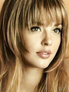 tendencia cortes de pelo con flequillo una atractiva combinacin
