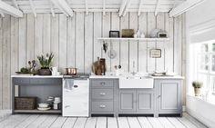 Chichester painted kitchen, fitted kitchens, kitchen ideas