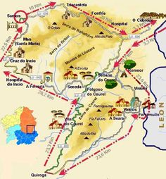 De Ruta por la Sierra do Courel (Galicia)