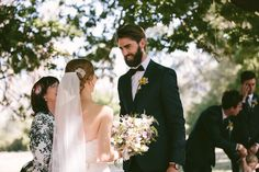 Justin + Bec - Flowers by Bethany Kate, Photos by Tomek
