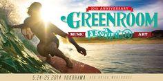 GREENROOM FESTIVAL '14