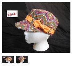 I just listed Newsboy Hat with Bow on The CraftStar @TheCraftStar #uniquegifts