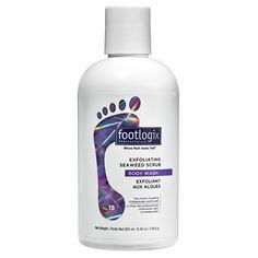 Footlogix® 15 Exfoliating Seaweed Scrub Body Wash (8.45oz)