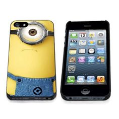 minion dispacable me 4/4s,5/5s/5c, Samsung Galaxy s3/s4 Case