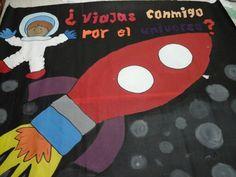 Pendon proyecto ¿Viajas conmigo por el UNIVERSO?
