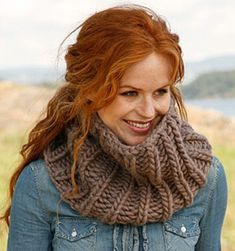 Free Cowls and Neck Warmers Knitting Patterns