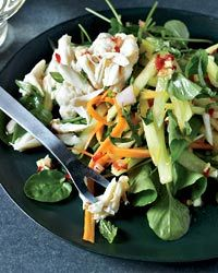 Thai Crab-and-Green-Mango Salad Recipe on Food & Wine