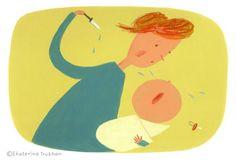 总有一颗长不大的心——旅居伦敦的插画师Ekaterina Trukhan.插画师Ekaterina Trukhan从俄罗斯远赴伦敦求学,从坎伯韦尔艺术学院毕业后,她选择了为热爱的儿童书籍与杂志绘画插画。她的作品充满童趣,连成年人看后都会轻松自在,所以十分讨孩子们的喜欢。这些快乐可爱的卡通形象会带给童年更多的色彩与微笑。