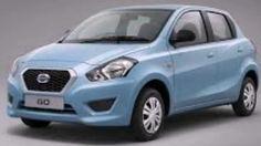 Индийская машина- Datsun  GO 2014