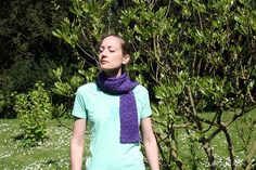 {Tricot} The Prismatic Scarf