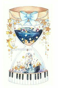 Cats Anime Drawing Illustrations New Ideas Anime Chibi, Kawaii Anime, Manga Anime, Anime Angel, Manga Drawing, Manga Art, Fantasy Kunst, Fantasy Art, Dibujos Cute