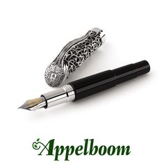 Montegrappa Brain Fountain Pen. Working with no less an authority on cerebral matters than Dr. Richard Restak, M.D., Montegrappa releases one of the most ambitious pens in its illustrious history.