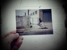 Foto da infância.