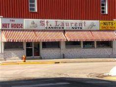 St. Laurent's Nut House, Bay City, Michigan