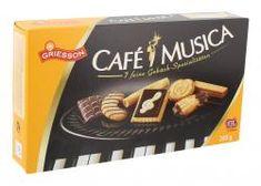 myTime Angebote Griesson Café Musica Gebäckmischung: Category: Süßwaren & Knabbereien > Süßgebäck > Feingebäck & Kekse >…%#lebensmittel% Cereal, Breakfast, Food, Musica, Cookies, Foods, Breakfast Cafe, Meal, Eten