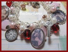 Timeless Love   Valentines Day  Lovers  vintage by Bostoncharm, $35.00