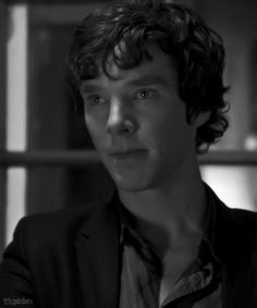 Benedict Cumberbatch / Sherlock. Is this from the pilot?