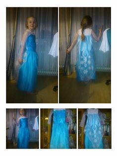 Elsa Kostüm #frozen