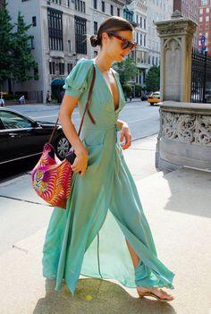 green skirt~