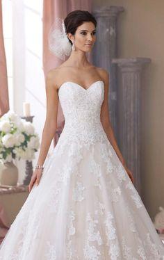 David Tutera 214206W Dress - MissesDressy.com